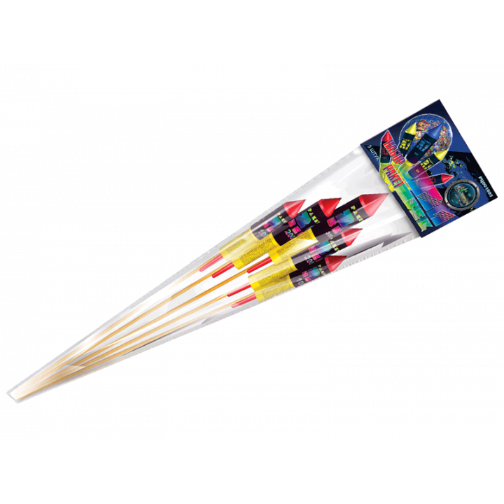 Набор из 5 ракет XXI Век