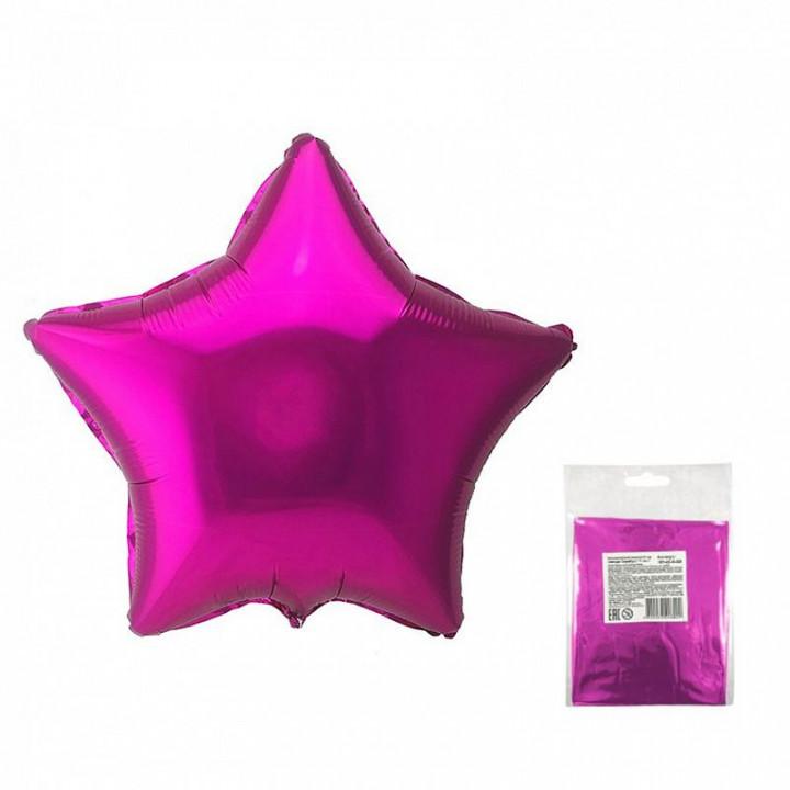 Звезда Розовая в упаковке / К