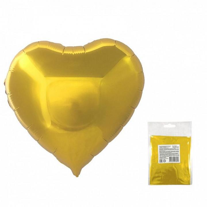 Сердце Золотое в упаковке / К