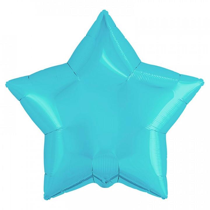 Звезда Нежно-голубая