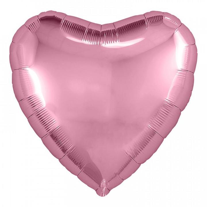 Сердце Фламинго 5 шт / Аг