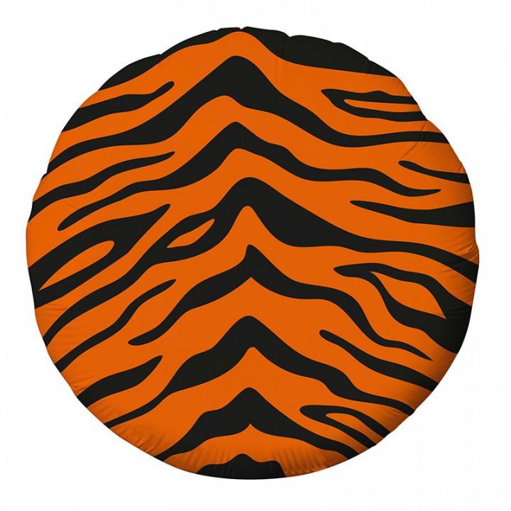 Круг Тигр принт / Аг