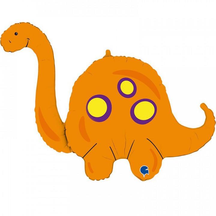 Оранжевый Бронтозавр