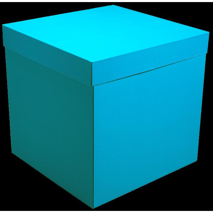 Коробка для шаров тифани