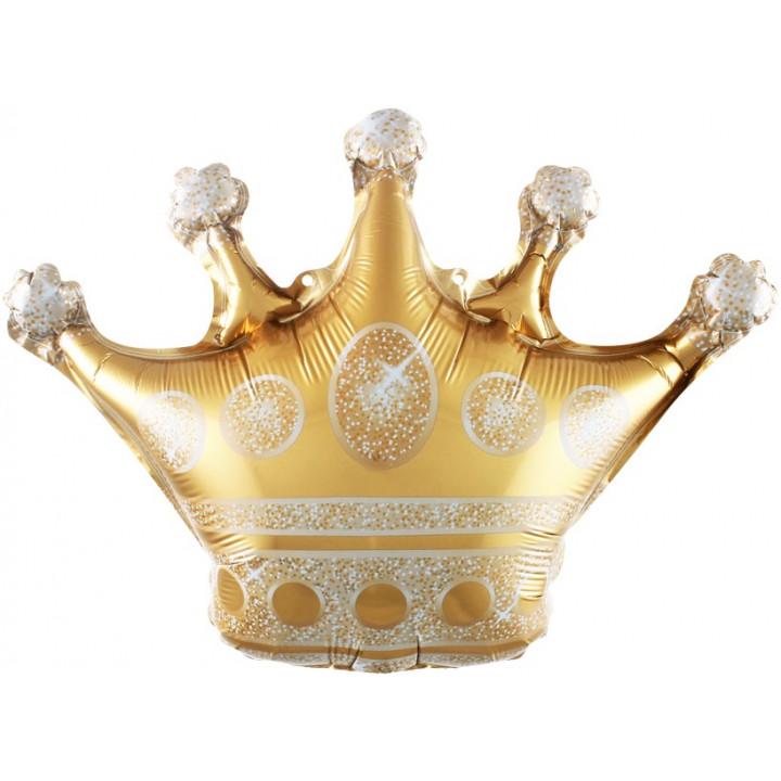 28''/71 см Фигура, Золотая корона