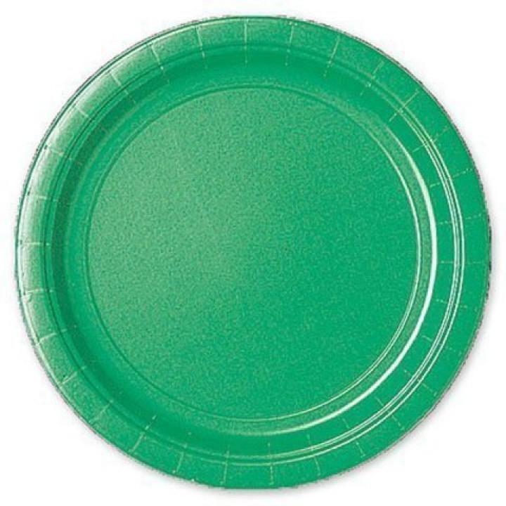 Тарелка Festive Green 17 см