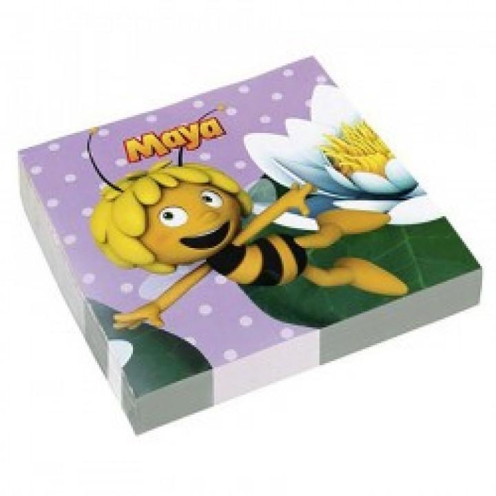 Салфетки Пчелка Майя